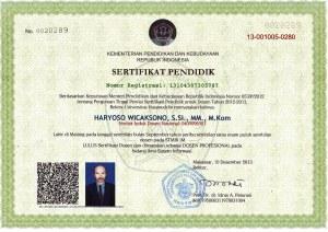 Sertif SerDos 2013 a.n. Haryoso W Resize